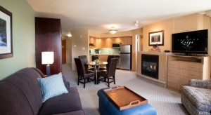 Crystal Lodge Hotel Whistler Suite