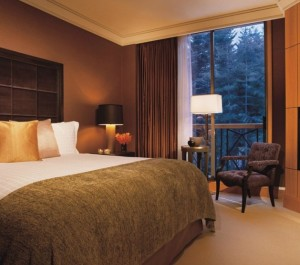 Four Seasons Hotel Whistler Room