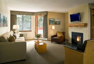 Whistler Village Inn Suite