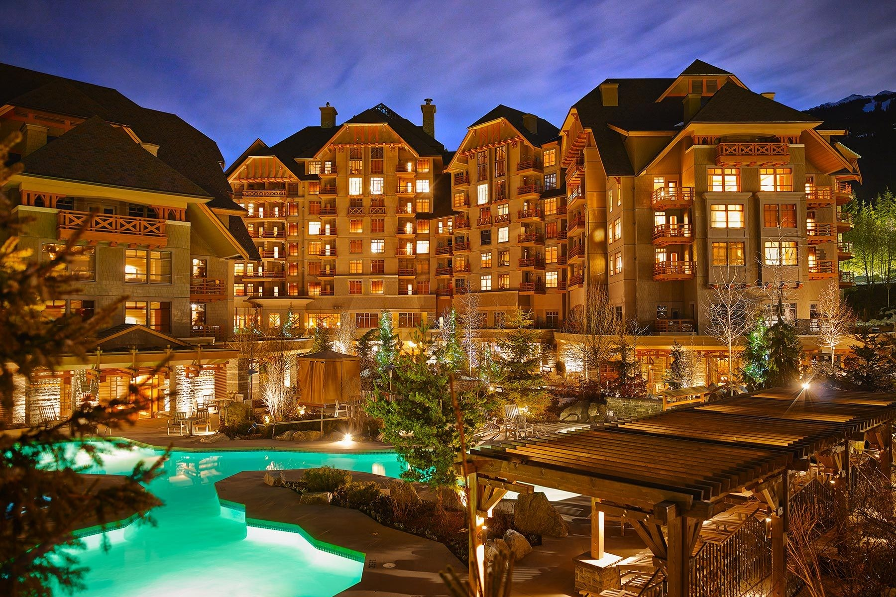 Four Seasons Hotel Whistler