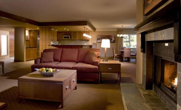 Hilton Hotel Whistler Suite