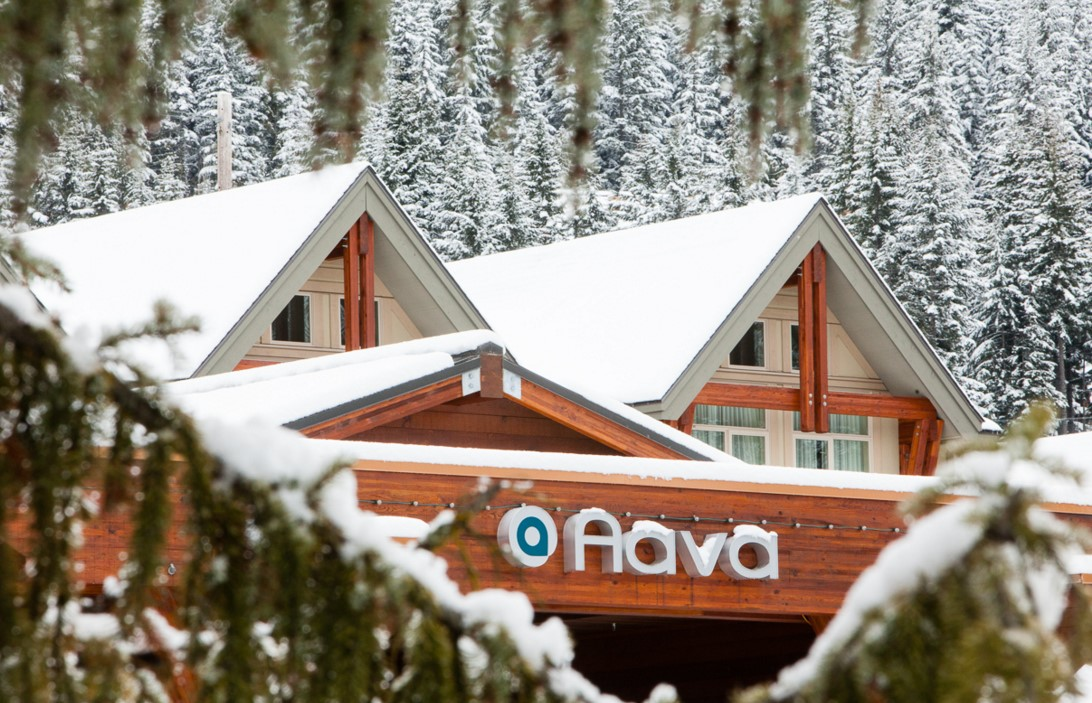 Aava Hotel Whistler Entrance