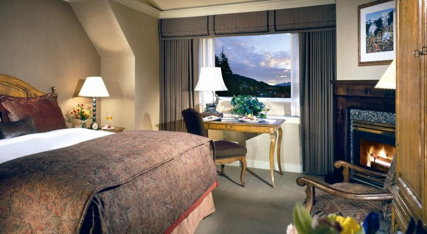 Fairmont Chateau Whistler Room
